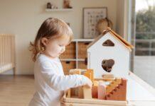 zabawka sensoryczna dla niemowląt i dzieci